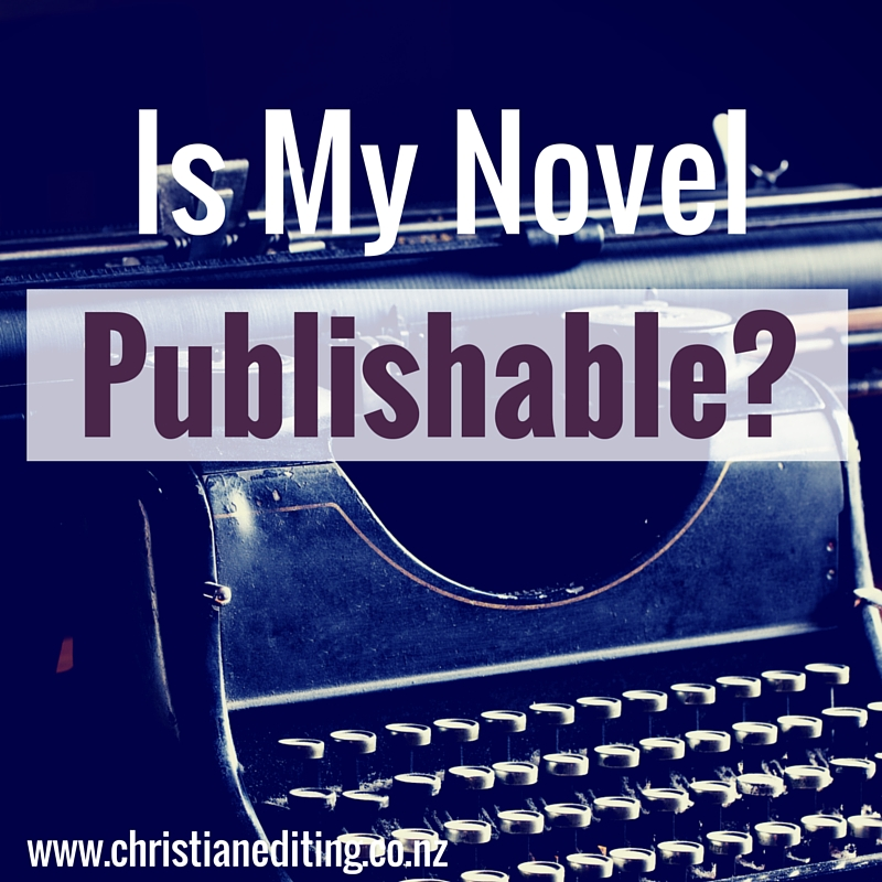 Grapic: Is my novel publishable?