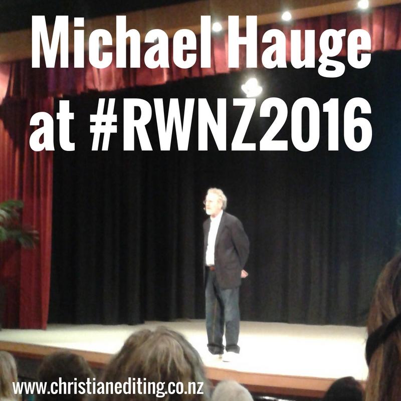 Michael Hauge 1