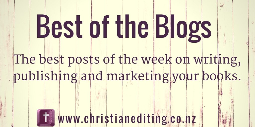 Best of the Blogs from Christian Editing Services