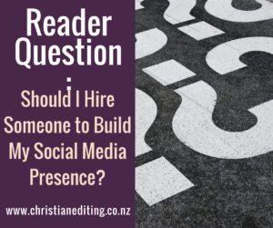 Building Your Social Media Presence
