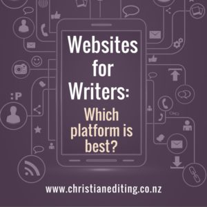 Writer websites - Christian Editing Services