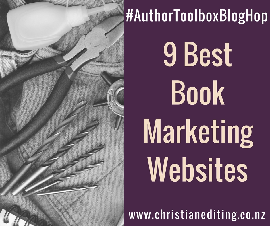 Best Book Marketing Websites
