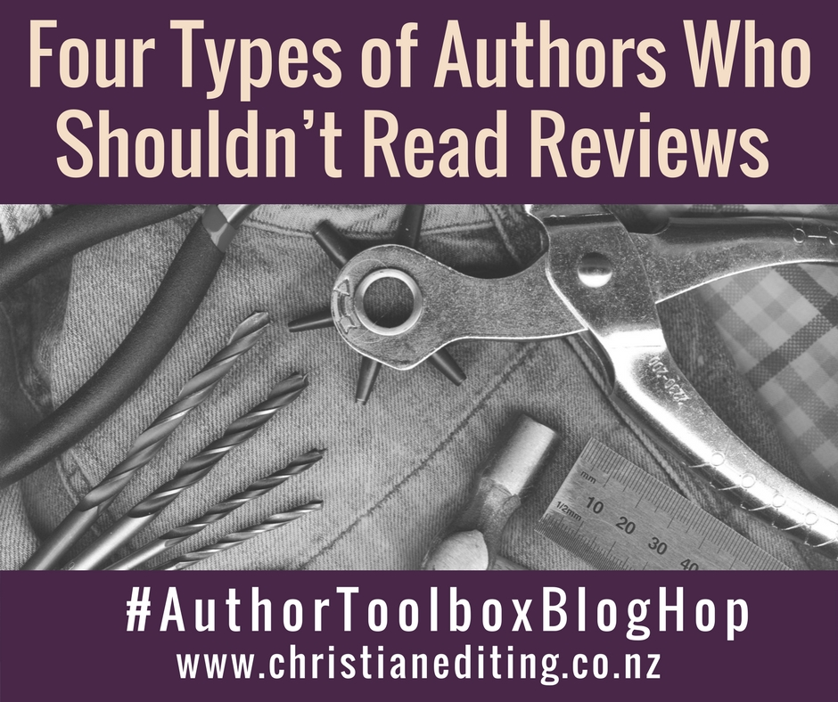 Four Types of Authors Who Shouldn't Read Reviews