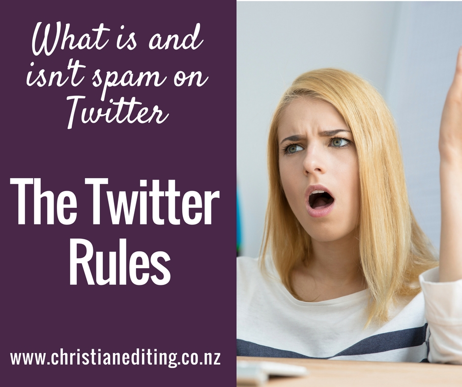 Twitter Rules