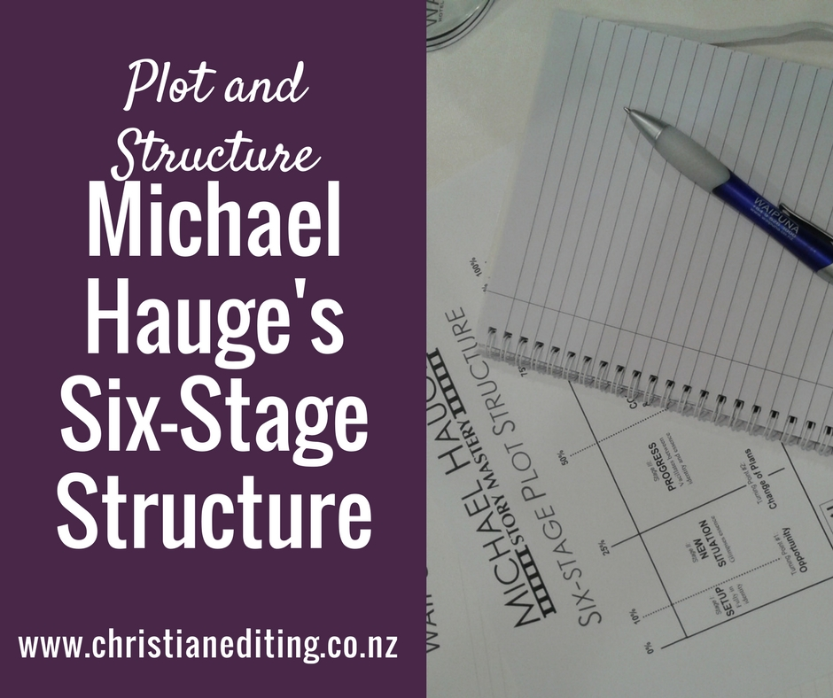 Six-Stage Structure
