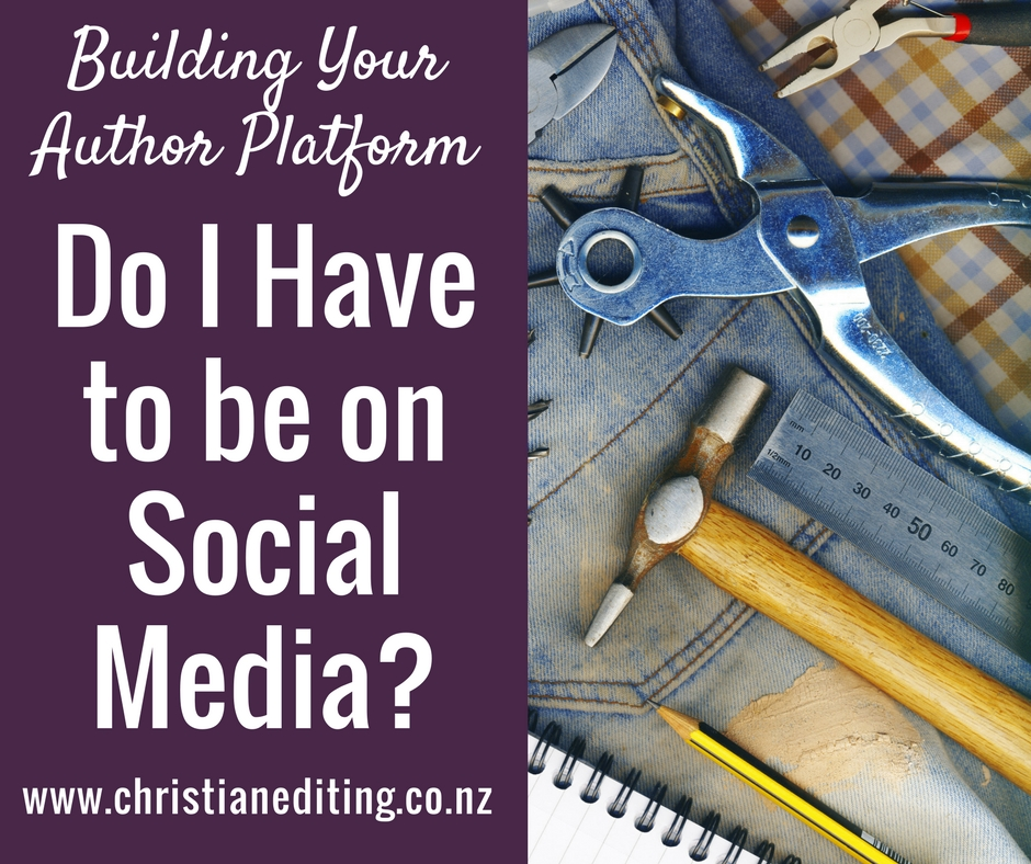 Building Your Author Platform: Do I Need to be on Social Media?