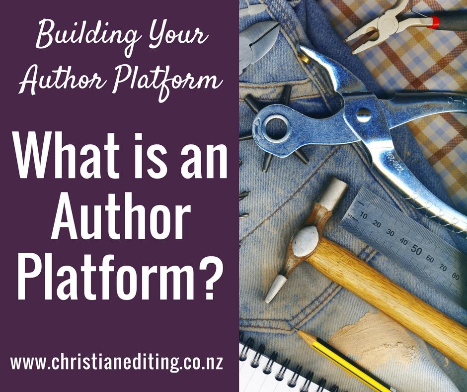 Building Your Author Platform | What is an Author Platform?