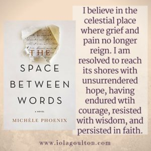 Quote from The Space Between Words