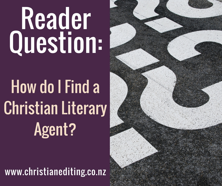 How do I find a Christian Literary Agent? - via Christian Editing Services