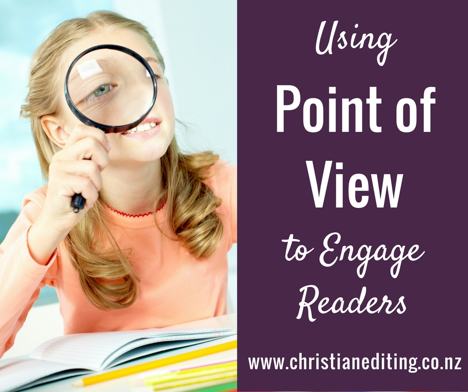 Using Point of View to Engage Readers