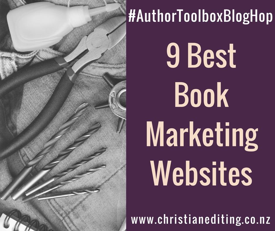 Best Book Marketing Websites
