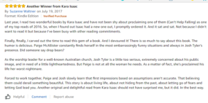 Amazon Review - Then There Was You by Kara Isaac