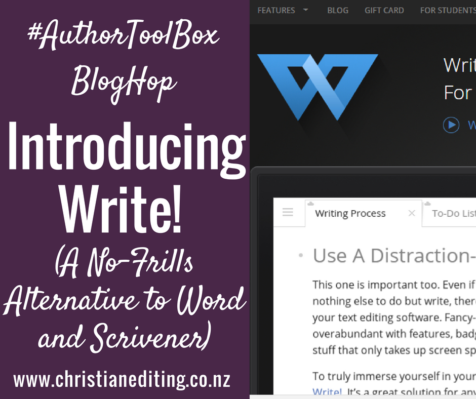 Introducing Write!