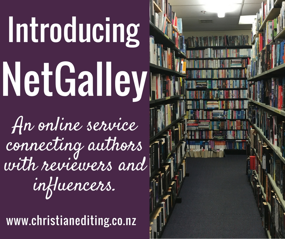 Introducing NetGalley