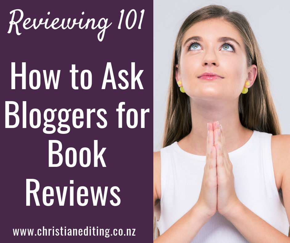Book Reviewing 101 | How to Ask Bloggers for Book Reviews