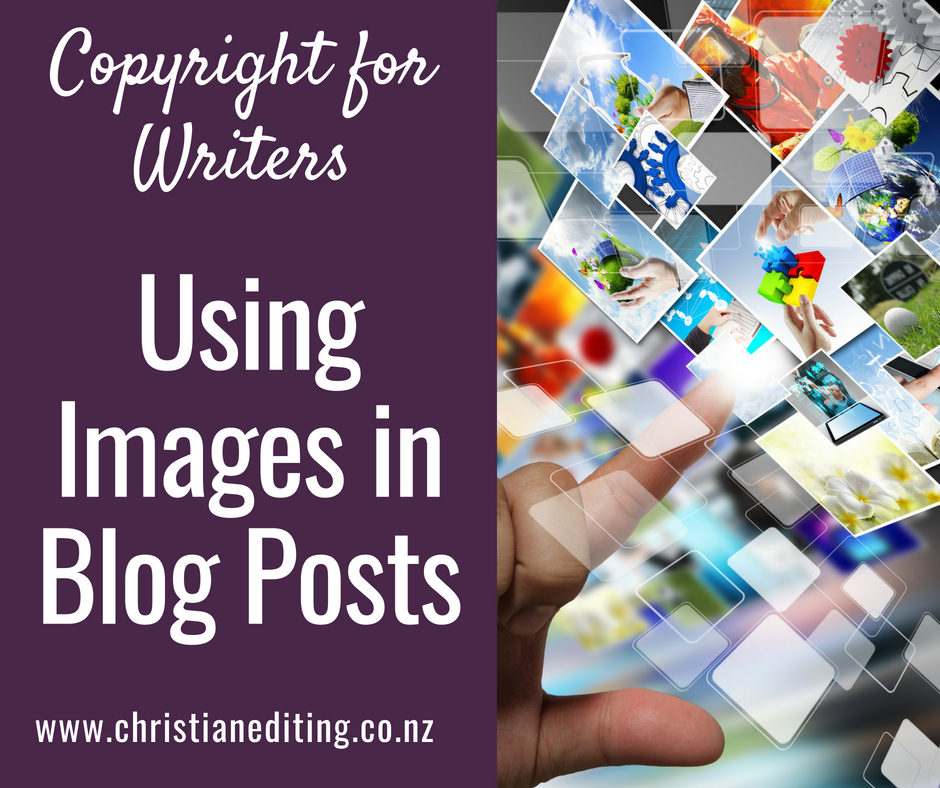 Copyright for Writers: Using Images in Blog Posts (Legally)