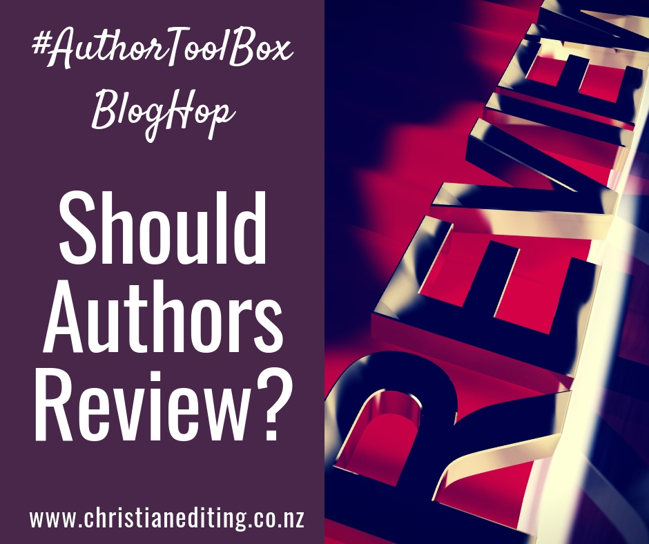 Should Authors Review?