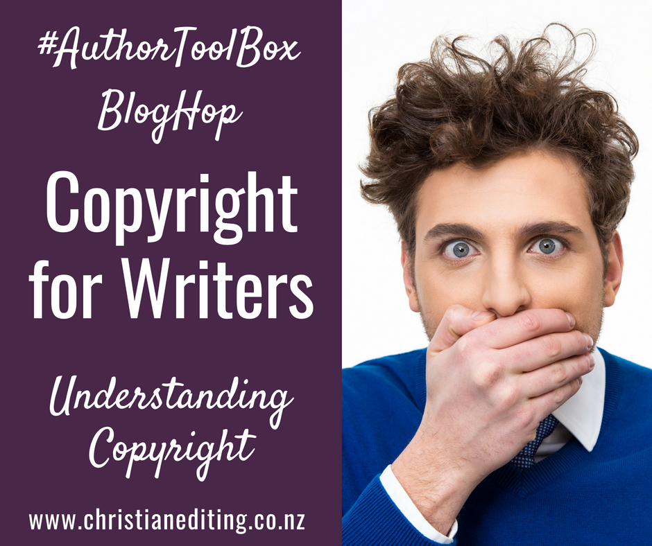 Copyright for Writers—Understanding Copyright
