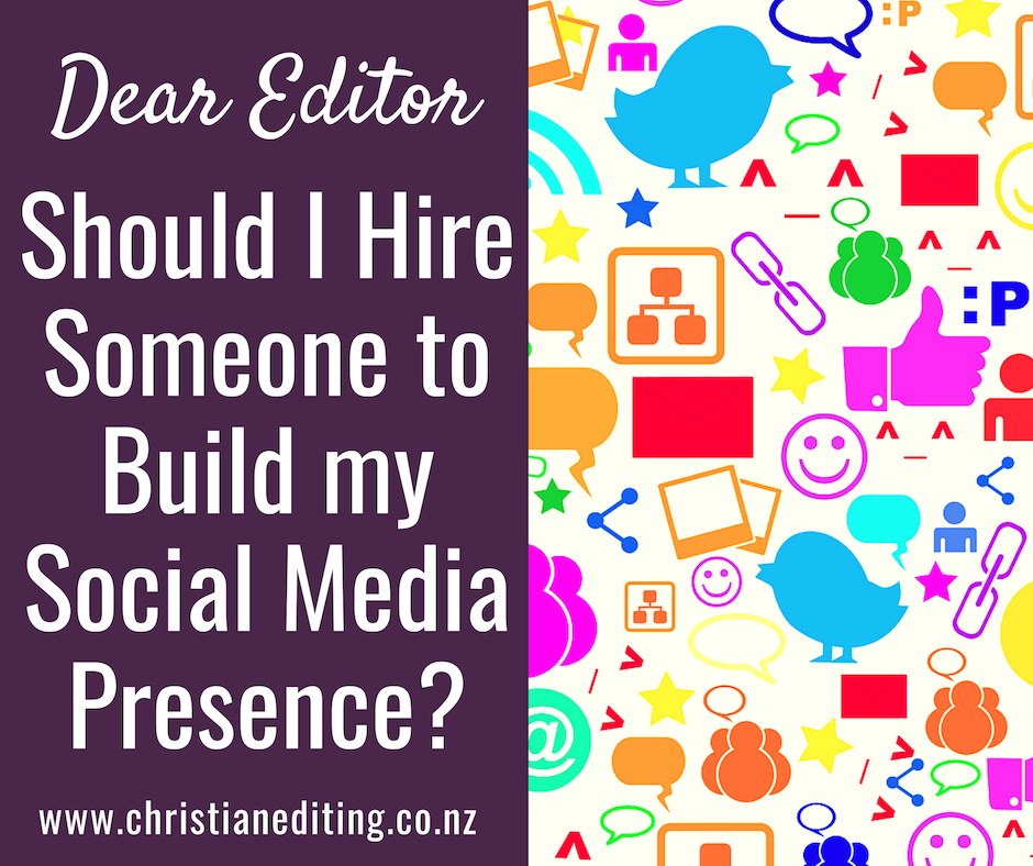 Should I Hire Someone to Build my Social Media Presence?
