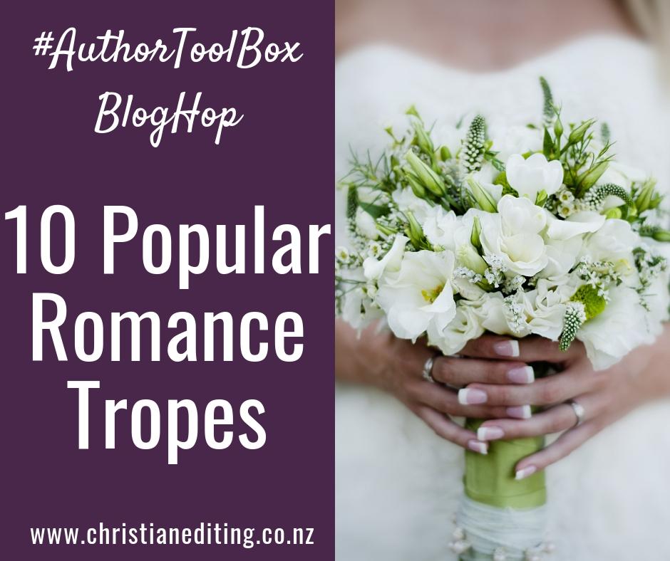 10 Popular Romance Tropes