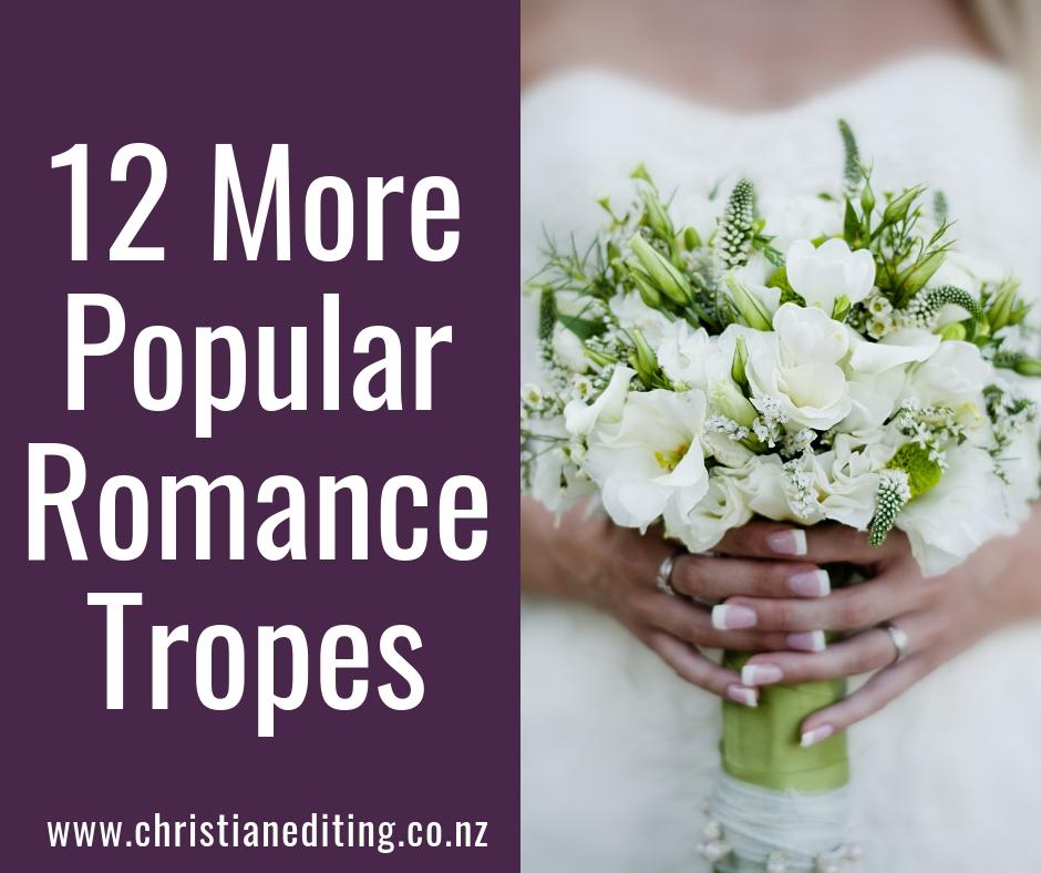 12 More Popular Romance Tropes