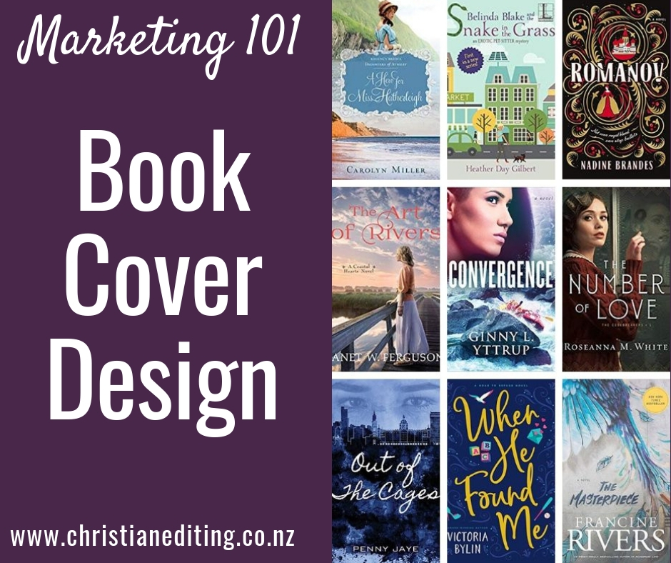 Marketing 101: Book Cover Design