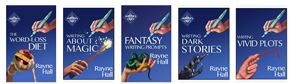 Books by Rayne Hall