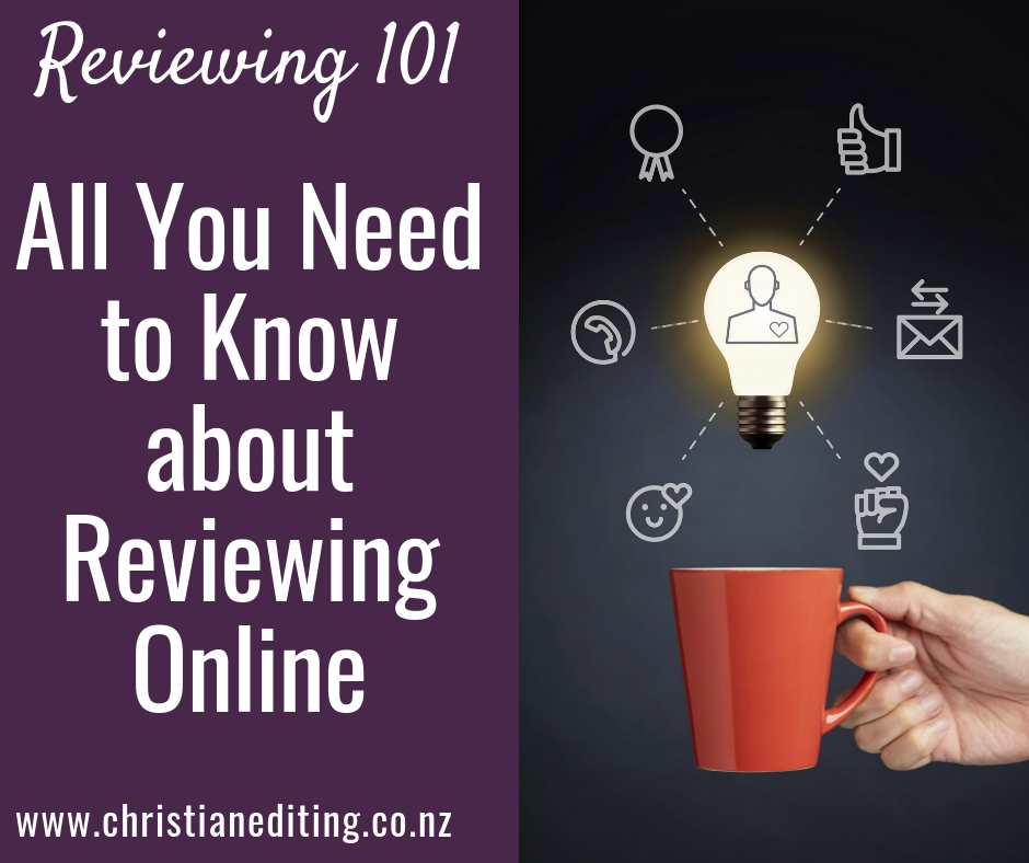 All You Need to Know about Reviewing Online