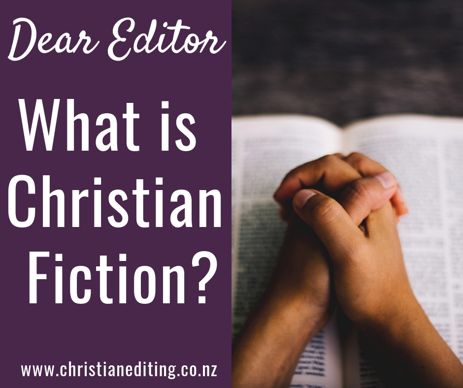 What is Christian Fiction?